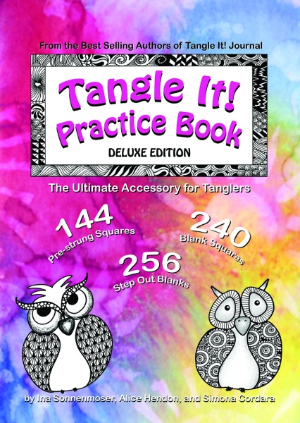Tangle It! Practice Book Deluxe Edition